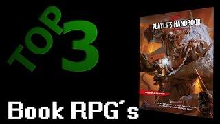Top 3 Book RPG