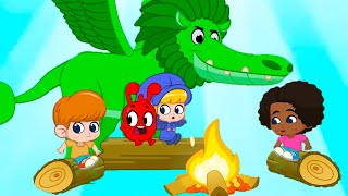 Orphle Scares Morphle + More Adventures | Kids Cartoons | Mila and Morphle - Cartoons and Songs