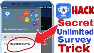 How to Get Daily Survey Google Opinion Rewards#Googleopinionrewards,#Unlimitedsurey