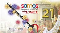 70 Años de la Música Tropícal Colombiana en la CCE