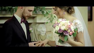 Обворожительная невеста Екатерина и жених Александр! Свадебный образ всего за ЧАС! Julia Ksenita