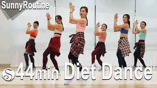 Download lagu 44 minute Diet Dance | 44분 다이어트댄스 | 홈트 | Cardio |