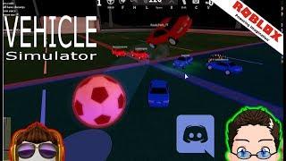 Roblox-simulador de veículo-Roblox Rocket League w/Discord