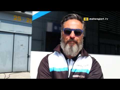 intervista a Yvan Muller