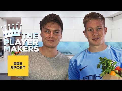 The man who feeds Manchester City's Kevin de Bruyne, Kyle Walker and Ilkay Gundogan -  BBC Sport