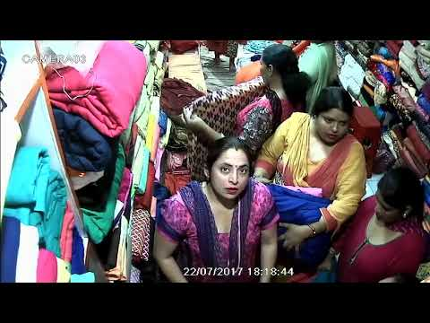 जयपुर में Botique में चोरी
