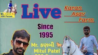 Live With Mr. કણબી 🐎 Mitul Patel