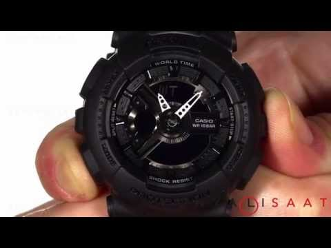 how to set time casio sgw 400h