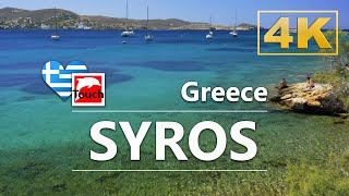 SYROS (Σύρος), Greece ► Video Guide, 72 min. Overview 4K ► Melissa Travel