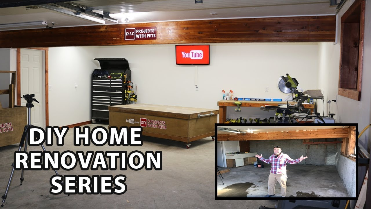Diy Home Renovation Series Episode 2 How To Bring Life