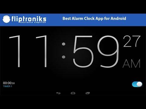 Best Alarm Clock App For Android - Fliptroniks.com