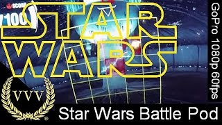 Star Wars Battle Pod -  GoPro 1080p 60fps