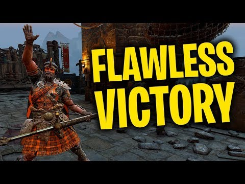 Flawless Victory - For Honor Season 5