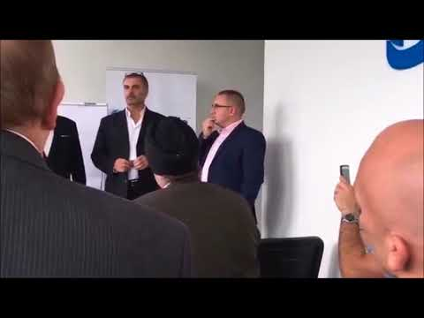 DasCoin New Hybrid Cryptocurrency Meeting with owners Belgrade October 2016