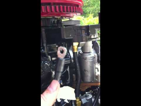 1973 Mercury 500 50 hp outboard carburetor removal