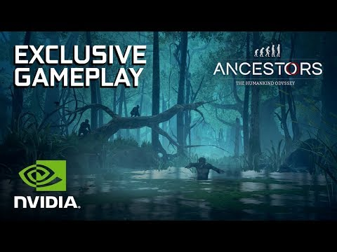 Ancestors: The Humankind Odyssey - Exclusive Gameplay