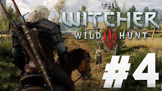The Witcher 3: Wild Hunt [LIVE/PC] - New Game + Walkthrough #4