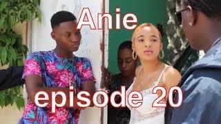 Anie mini série part 20 | Anie | Régina | Valéria | MK | Valdez |  Denye Dimansyon