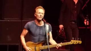 Sting - Petrol Head - Live Paris - 13/04/2017