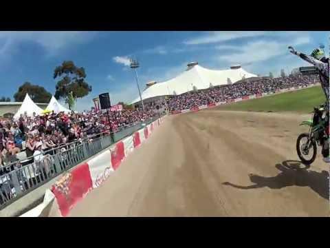 Matty Mac's GoPro Royal Melbourne Show