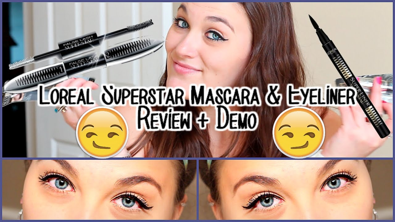 eyeliner loreal superstar