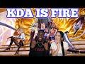 K/DA - MORE ft. Madison Beer, GI-DLE, Lexie Liu, Jaira Burns, Seraphine REACTION