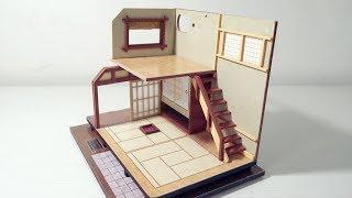 來建造模型屋~輕井澤的房子/モデルハウスを作る〜軽井沢の家/모델 하우스 ~ 일본 카루이자와에 주택 건설/Building a Karuizawa house