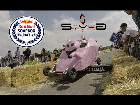 "RED BULL ""SOAPBOX RACE"" MEXICO POR  SAYEG"