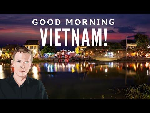 GOOD MORNING VIETNAM! VLOG Gamecodeur
