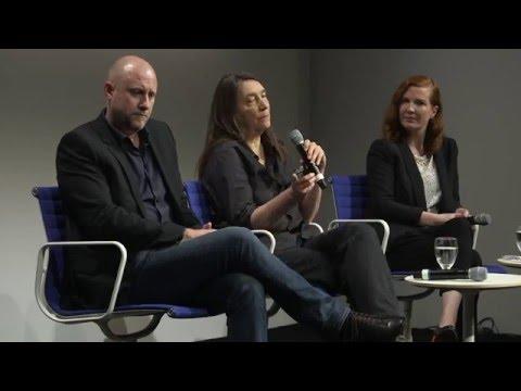 Conversations   Premiere   Artist Talk   Trevor Paglen and Jenny Holzer