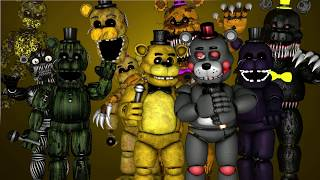 (SFM FNAF) Freddy Generation part 2 poster Speedart