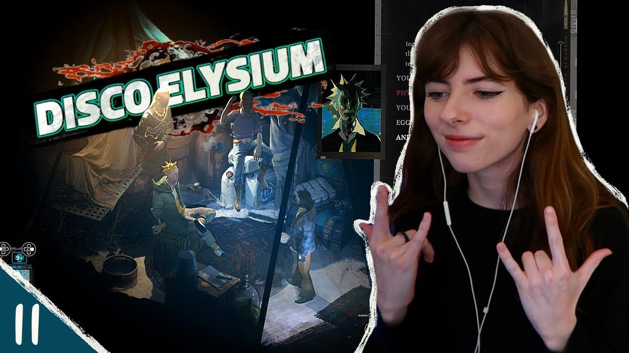 The Speedfreaks   Disco Elysium - The Final Cut   Part 11