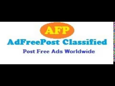 Post Free Classified ADs in India and Worldwide
