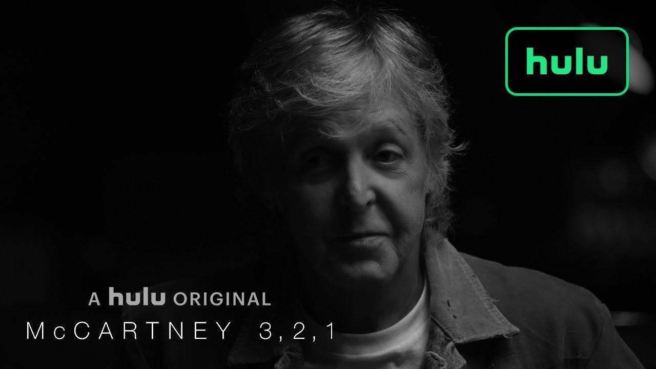 McCartney 3,2,1 Trailer - A Hulu Original