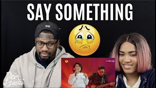 Baixar KZ Tandingan - Say Something (Singer 2018 Episode #7) | REACTION