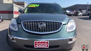 2009 Buick Enclave CX AWD @ Able Auto Kingston