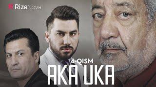 Aka-uka (o'zbek serial) | Ака-ука (узбек сериал) 4-qism