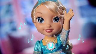 Disney's Frozen Snow Glow Elsa Doll (2017)