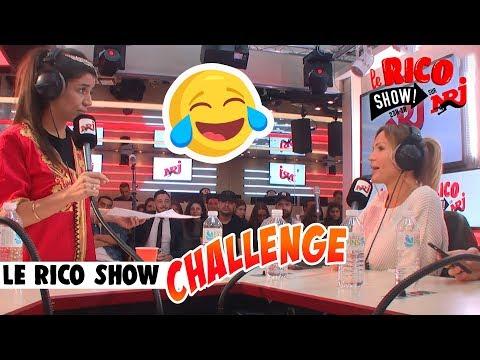 Vitaa est fan de Sarah du Bled - Le Rico Show Challenge