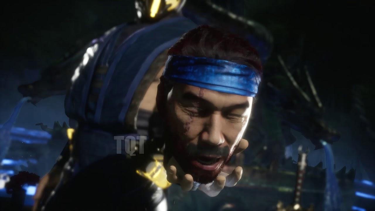Mortal Kombat 11 Sub Zero Fatalities Brutalities Intros