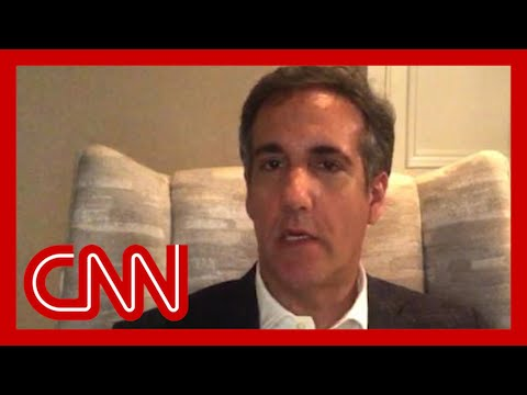 Michael Cohen: Trump believes he should be dictator of the US