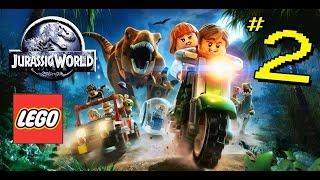 ◥蠢牛實況◤樂高:侏羅紀公園(1) Jurassic Park LEGO-#2 變惡作劇公園