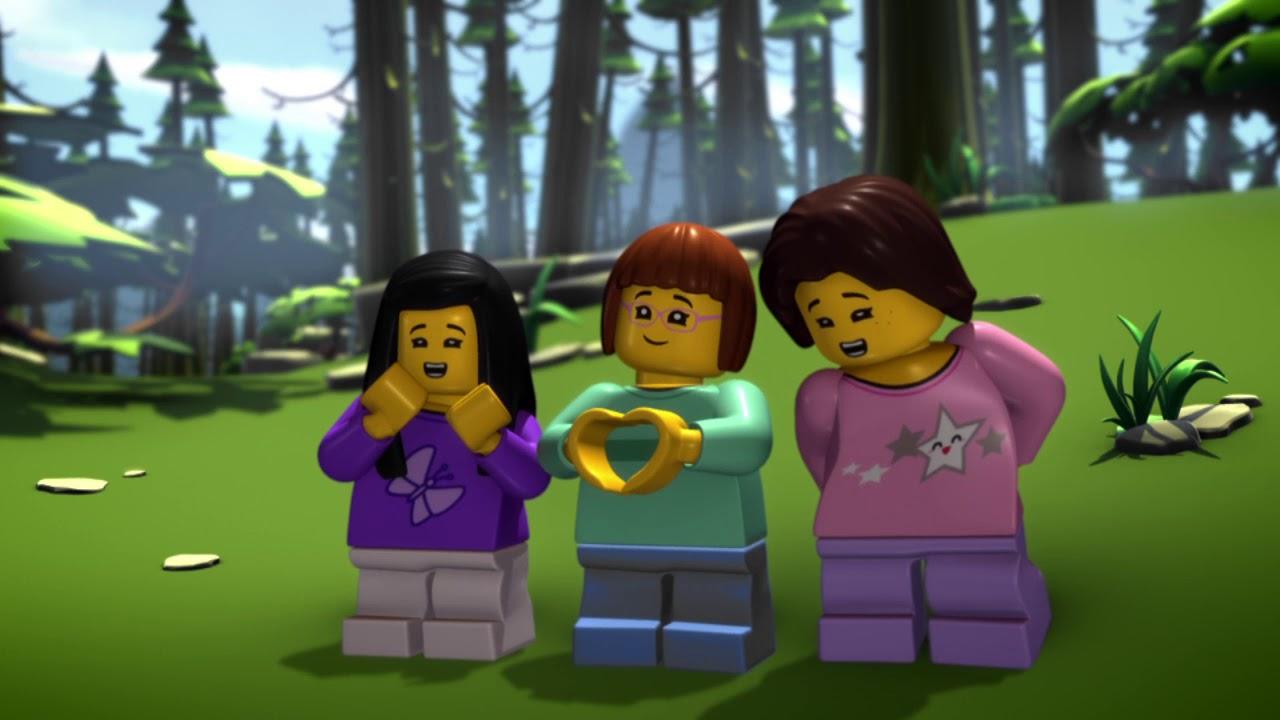 Download LEGO Ninjago - Season 1 Episode 6 - The Snake King