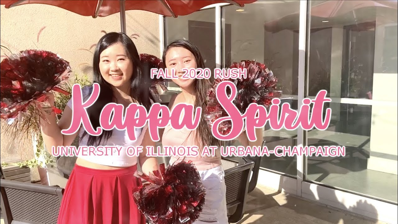 Kappa Phi Lambda Fall 2020 Recruitment: Kappa Spirit