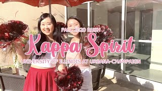 Kappa Phi Lambda Fall 2020 Recruitment: Kappa Spirit
