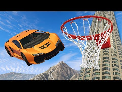 GTA 5 BASKETBALL!! (GTA 5 Online)