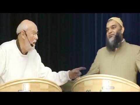 Debat Islam - Kristen: Shabir Ally  - Dave Hunt