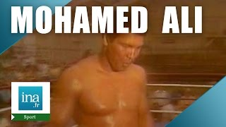 Mohamed Ali / Larry Holmes, combat à Las Vegas   Archive INA