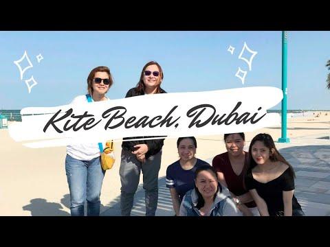 Kite Beach Dubai | Dubai Vlog