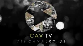 CAV TV - Air Assault Exercise